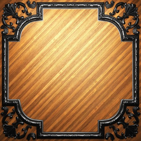 plate with classic ornament made in 3D  Stock Photo - 7758142