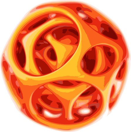 plastic spherical Vector