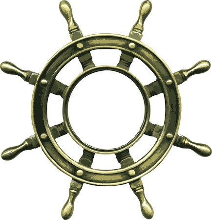 intention: bronze wheel