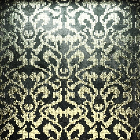Luxury Golden background made in 3D Stock Photo - 8259684