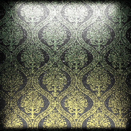 Luxury Golden background made in 3D Stock Photo - 8259702