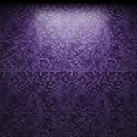 piso piedra: Muro de baldosas iluminados en gr�ficos 3D