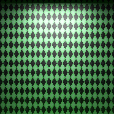 illuminated tile wall made in 3D graphics Stock Photo - 9366728