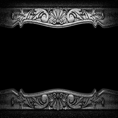 Iron vintage design element