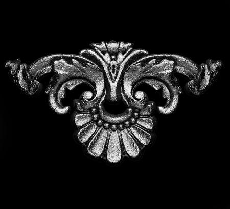 Iron vintage design element photo