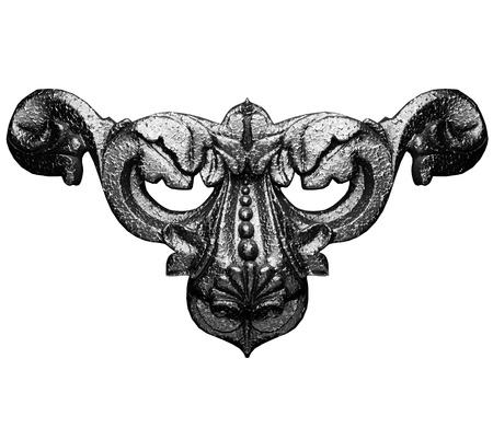 Iron vintage design element Stock Photo - 11180574