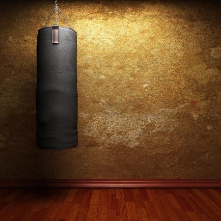 gym room: gym room made in 3d
