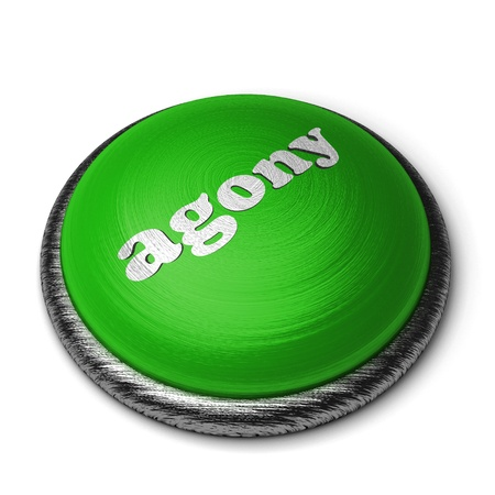 agony: Word on the button