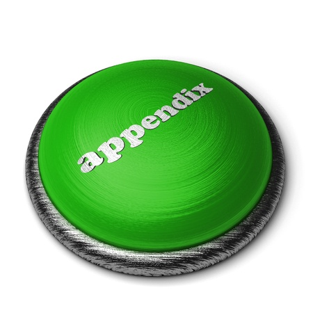 Word on the button Stock Photo - 11823991
