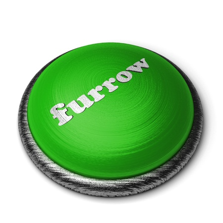 furrow: Word on the button