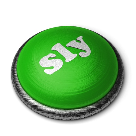 sly: Word on the button