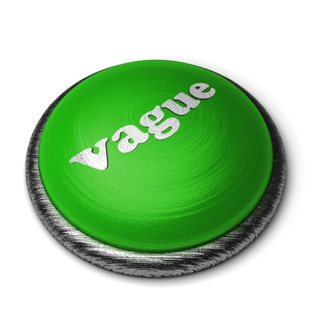 vague: Word on the button