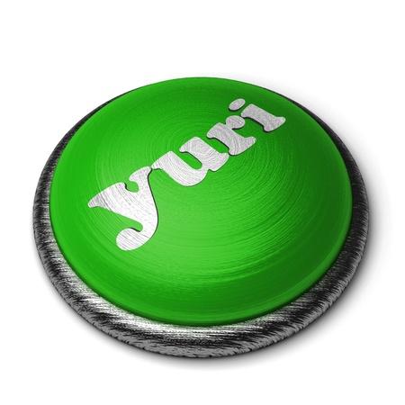 yuri: Word on the button