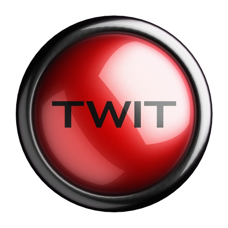 twit: Word on the button