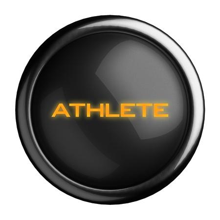 Word on black button Stock Photo - 15639510