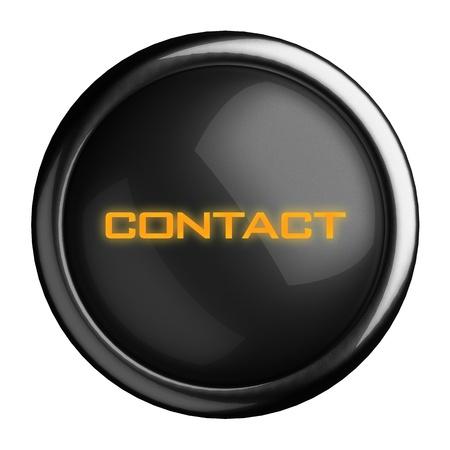 Word on black button Stock Photo - 15639627