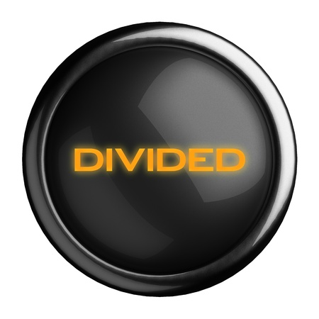 Word on black button Stock Photo - 15682290