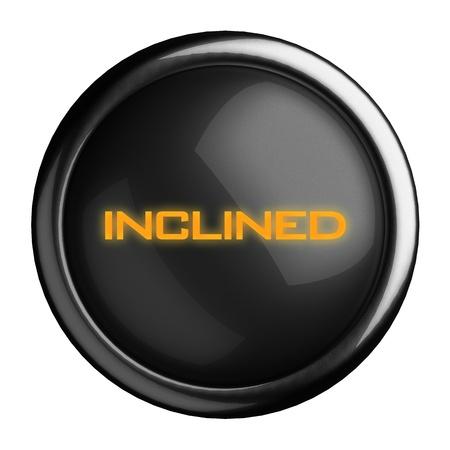Word on black button Stock Photo - 15698590