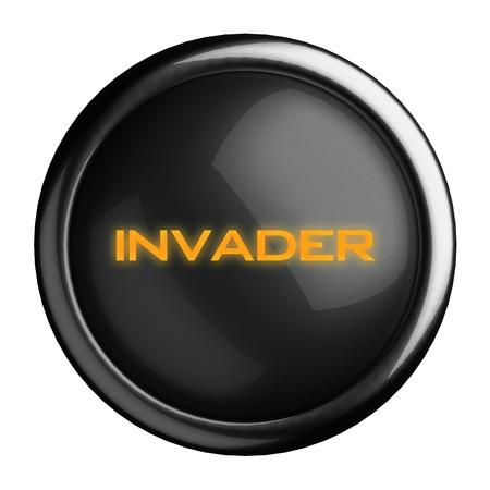 Word on black button Stock Photo - 15704846