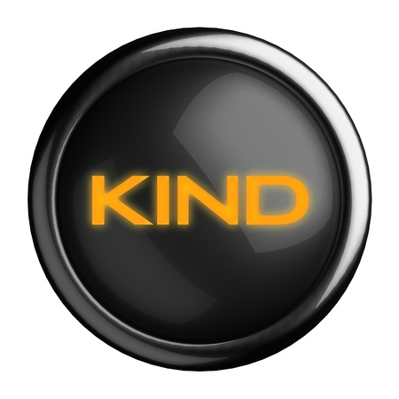 Word on black button Stock Photo - 15666511