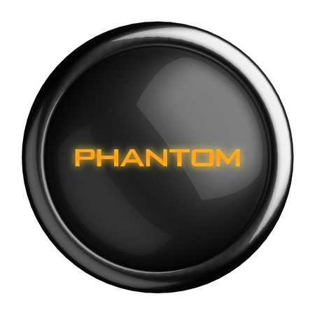 Word on black button Stock Photo - 15711754