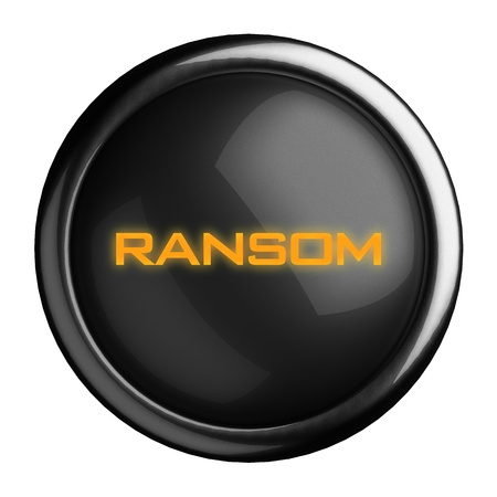 Word on black button Stock Photo - 15696441