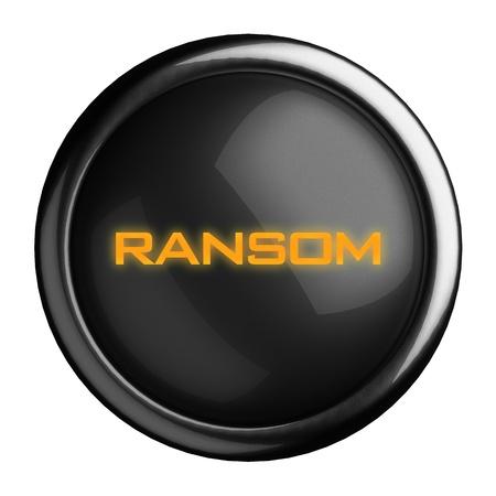 Word on black button Stock Photo - 15696441