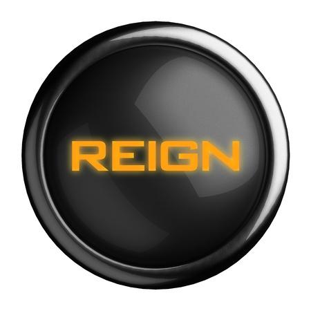 Word on black button Stock Photo - 15673819