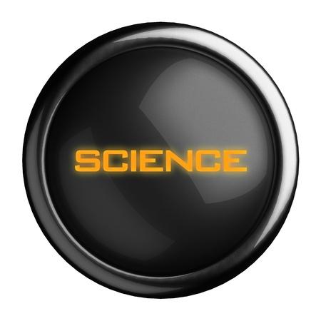 Word on black button Stock Photo - 15682366