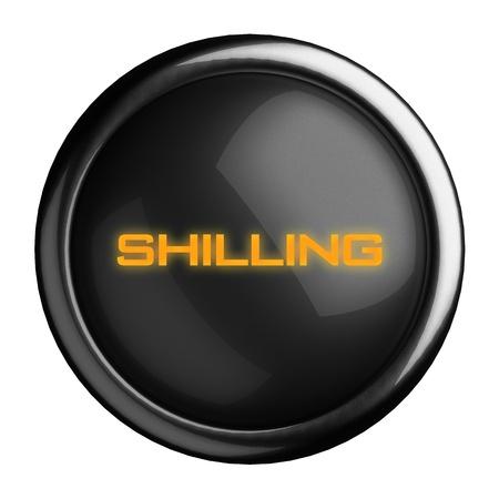 Word on black button Stock Photo - 15698571