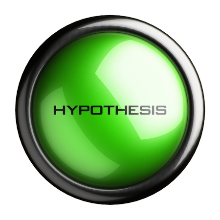 hipótesis: Palabra en el botón