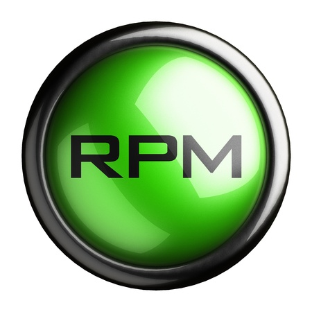 rpm: Word on the button
