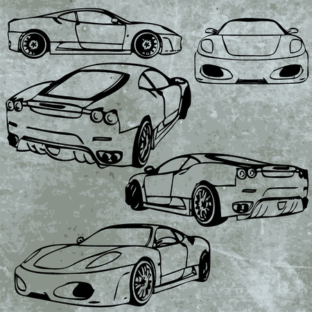 moder: vector sportcar
