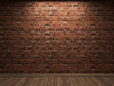 vector brick background