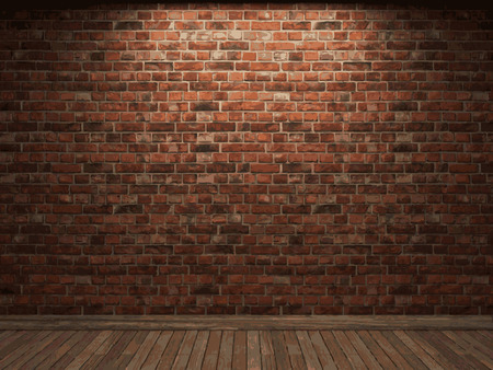 vector brick background Фото со стока - 35994540