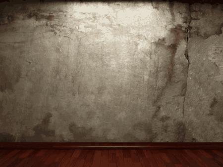 concrete background: vector concrete wall background