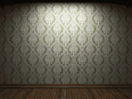 vector illuminated fabric wallpaper background