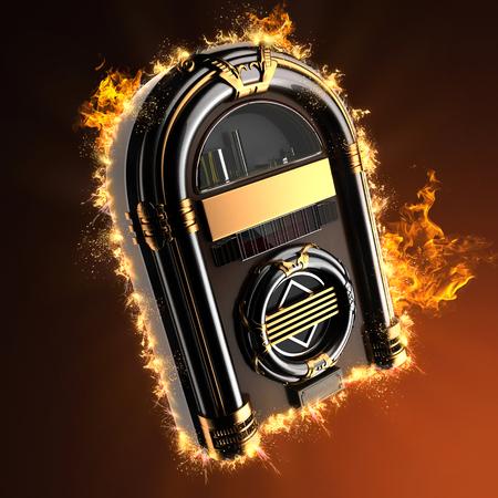 jukebox: jukebox in fire