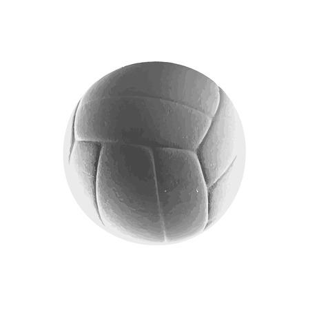 vector volleyball ball