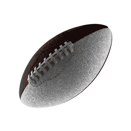 bal: vector football bal