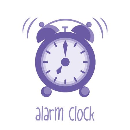目覚まし時計を隔離