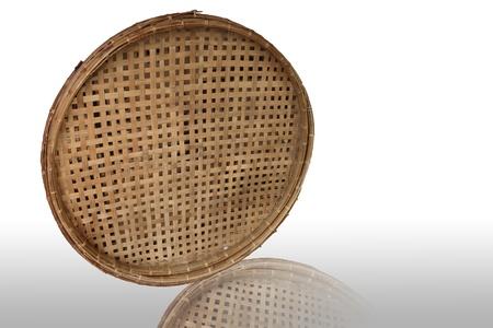 threshing: A threshing basket