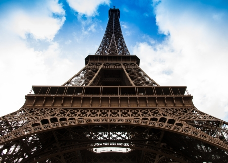 Tour Eiffel in Paris, France