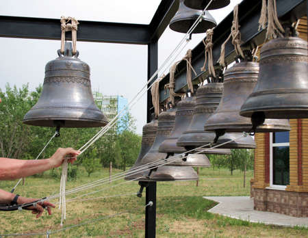 peal: Bells for the bell tower 2. Church of Feodor Ushakov.