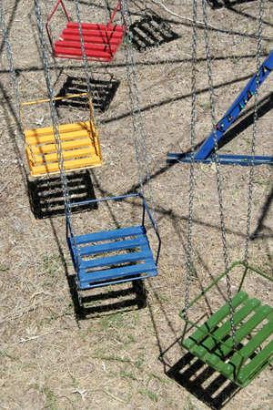 varicoloured: Varicoloured ronda de petirrojos en parque de diversiones 2