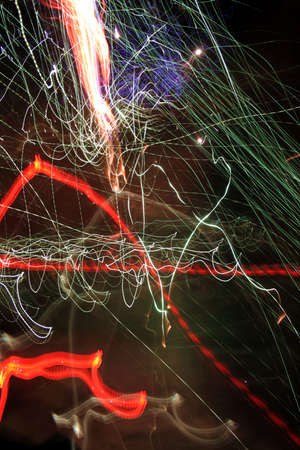slovenly: Astract trassing of the firework