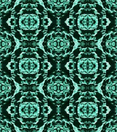 inlay: Series of the seamless natural patterns (green wall)