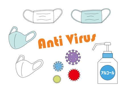 Antivirus set