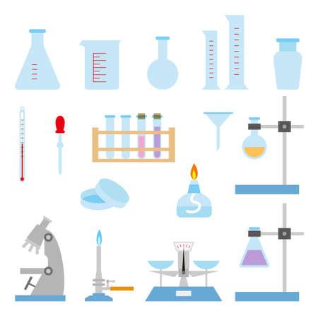 Science Laboratory Instrument Set