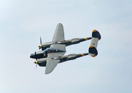 wartime: Wartime vintage ground attack plane